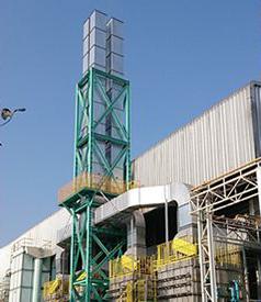 工場の脱臭