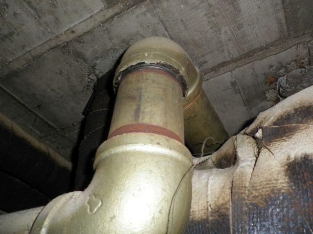 天井裏や壁裏、床下等の確認