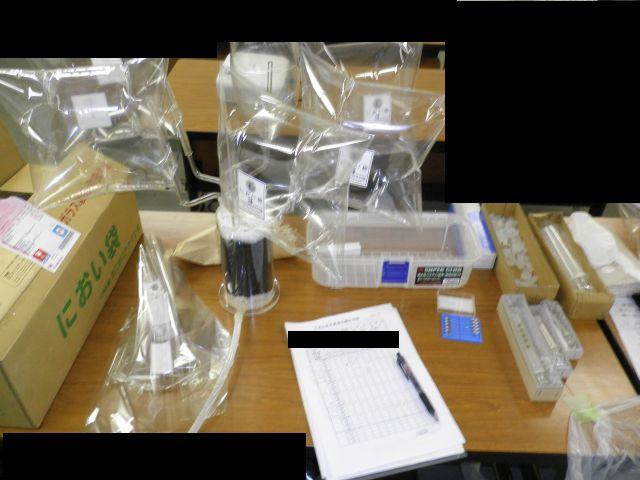 臭気対策コンサルテーション時と、デモテスト時の原臭の測定数値に差が見られた。