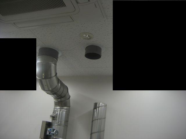 FA管理濃度対策排気設備工事