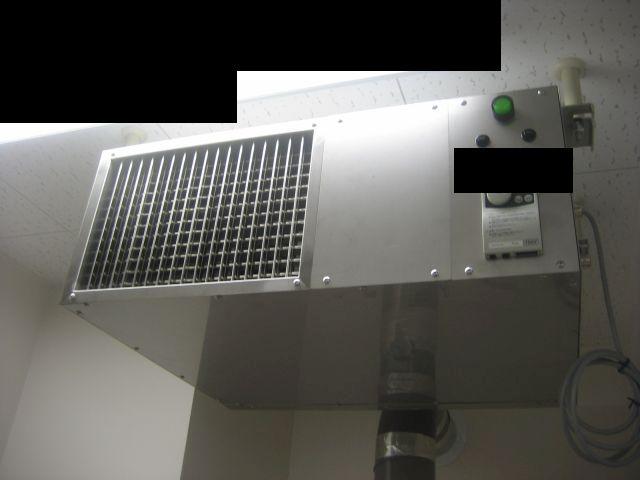 排気設備設置工事