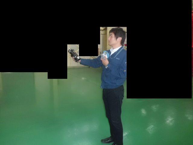 臭気測定(ビフォアー/アフター比較)