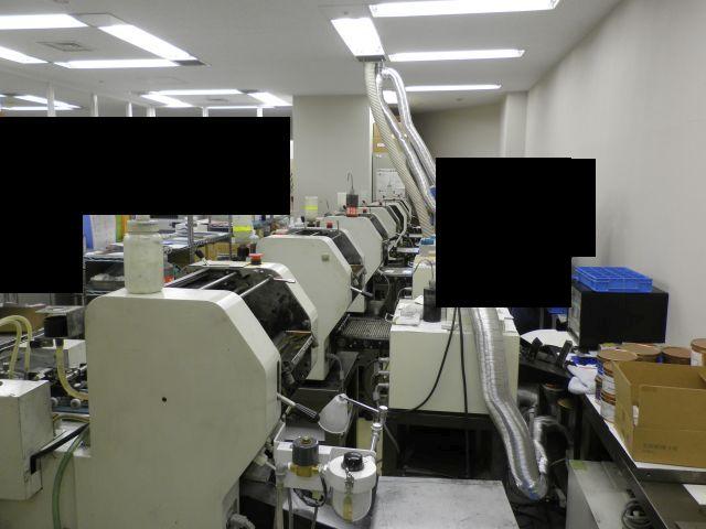印刷機からのVOC排気臭対策