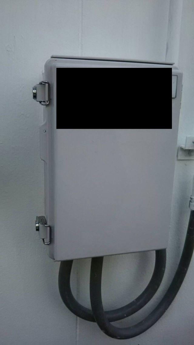 耐候設置BOX(デオモニ)
