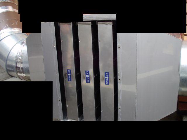 ゼオガイア脱臭装置