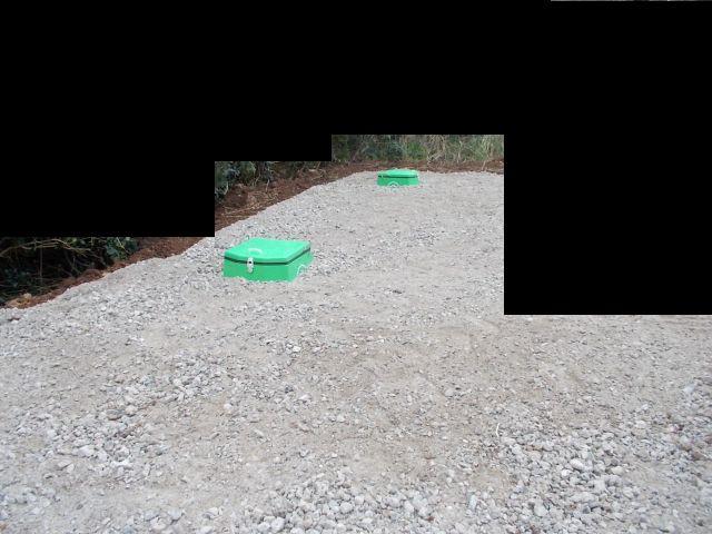 生ごみ処理装置「トラッシュ」設置風景