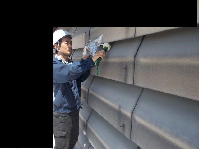 タイの工場での臭気調査