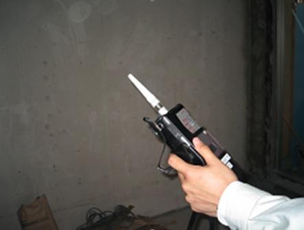 臭気測定機による測定