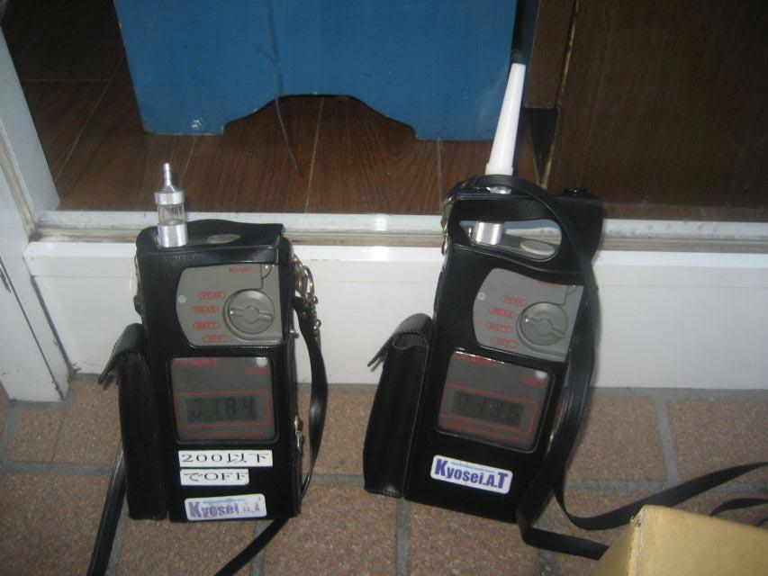 臭気測定機