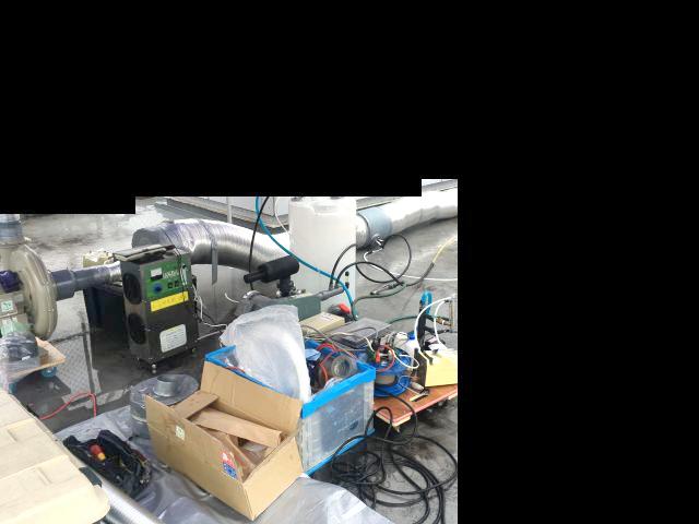 デモテスト及び脱臭装置