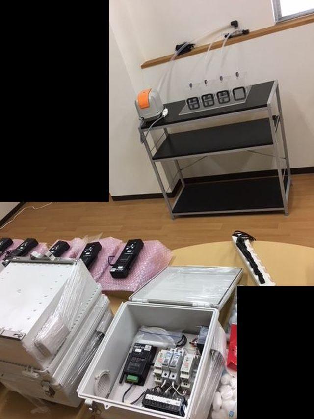 臭い監視システム ユニット