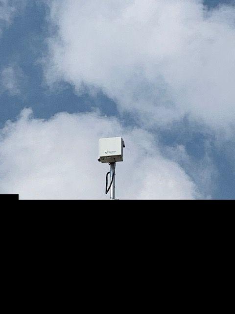 臭気測定器ボックス