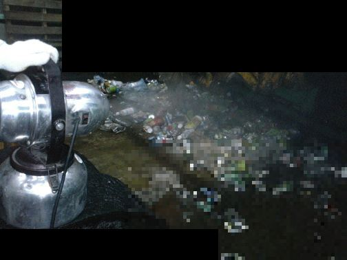 廃棄物処理工場の臭気対策