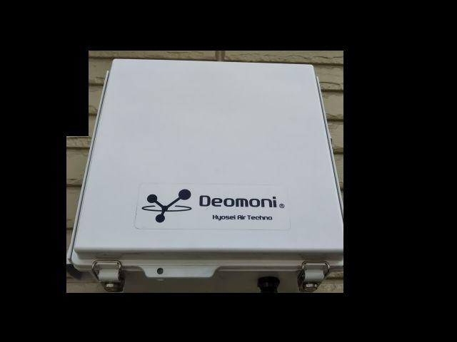 Deomoniシステム(Box)