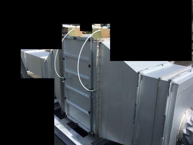 活性炭脱臭装置デオキーパー